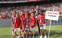 FC Millinx onder de indruk na ereronde in De Kuip