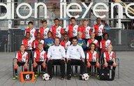 Feyenoord O12 speelt beslissingswedstrijd om kampioenschap