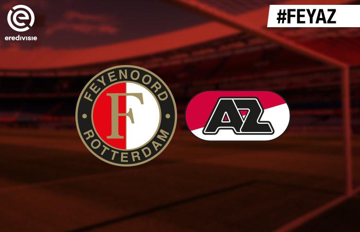 Voorbeschouwing Feyenoord - AZ