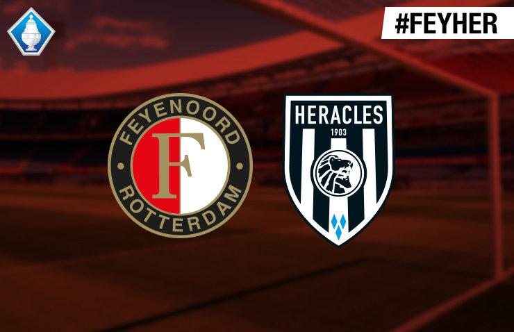 Voorbeschouwing Feyenoord - Heracles Almelo