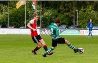 Feyenoord Onder 16 verstevigt koppositie door zege bij PSV