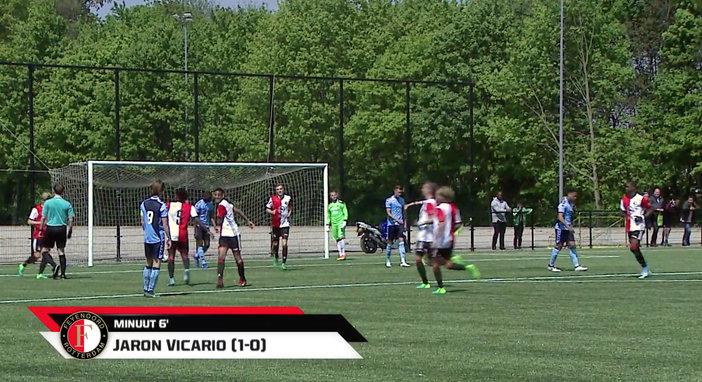 Nabeschouwing Feyenoord O19-FC Utrecht O19