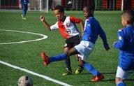 Wedstrijdverslagen Feyenoord Academy Voetbalschool zaterdag 8 oktober 2016