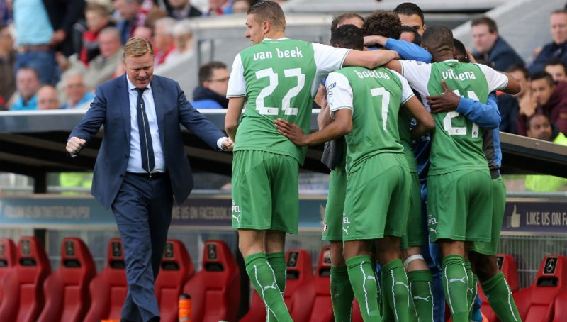 Time to complete the mission in final home match, says Koeman