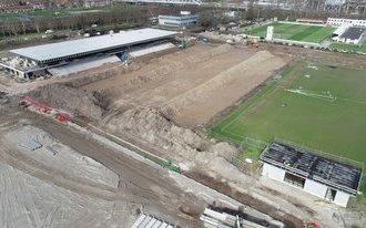 Rondleiding over nieuw trainingscomplex Feyenoord Academy