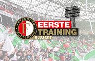 Bezoekersinformatie eerste openbare training 2017-2018