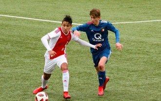 Samenvatting Ajax O15-Feyenoord O15