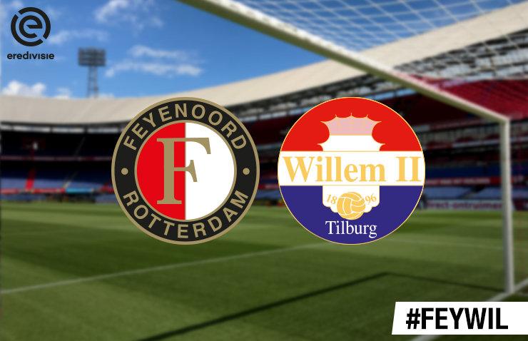 Voorbeschouwing Feyenoord - Willem II