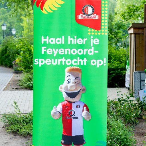 Coentje bezoekt Plaswijckpark