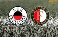 Excelsior - Feyenoord op grote schermen in De Kuip: certificaathouders