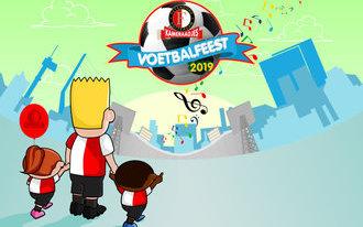 Vijfde Kameraadjes Voetbalfeest op zondag 24 maart
