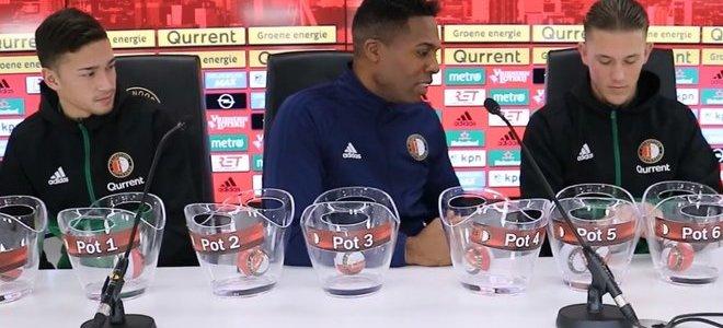 Loting voor Feyenoord Street League Cup verricht