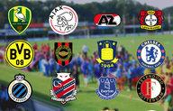 Feyenoord Academy teams actief op Internationale toernooien dit weekend