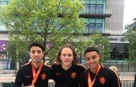 Feyenoord Academy spelers Europees kampioen met Nederland Onder 17