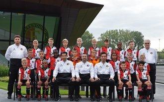 Beide Feyenoord Onder 10 teams sluiten BVO Indoor toernooi winnend af