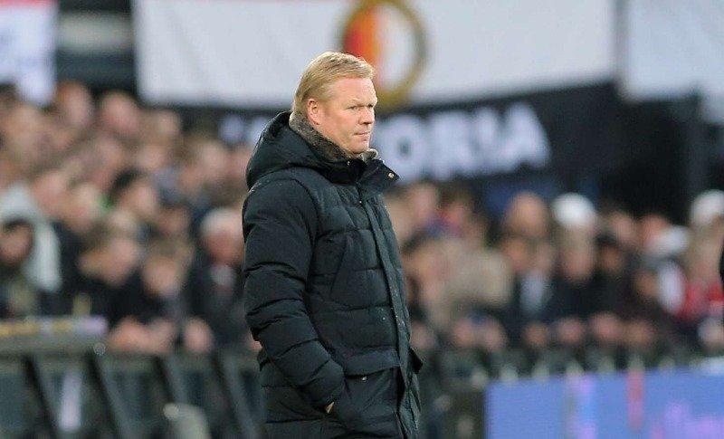 Koeman wil onbevangen Feyenoord zien