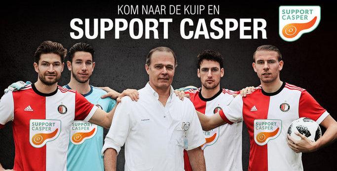 Benefietwedstrijd wordt duel tussen Feyenoord en ADO Den Haag