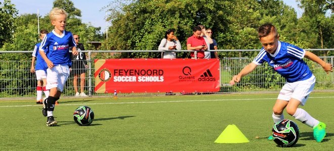Informatie Soccer Camps zomer '18