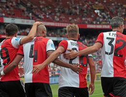 Elk seizoen gratis bezoek aan een thuiswedstrijd van Feyenoord