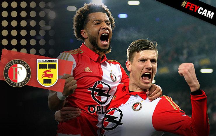 Voorbeschouwing: Feyenoord – SC Cambuur