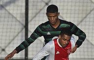 Onder 19 geeft voorsprong uit handen en verliest van Ajax