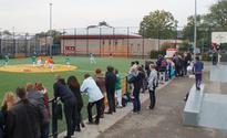 Veel publiek bij vierde speelronde Street League