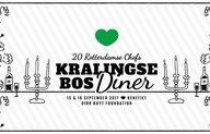 Chef-koks Brasserie De Kuip genieten op het Kralingse Bos Diner