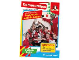 5x per seizoen het Kameraadjes Magazine