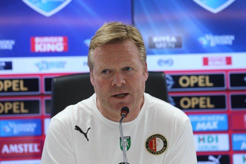 Feyenoord uitgerust richting belangrijke week