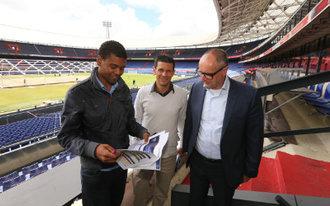 UEFA-delegatie bezoekt Feyenoord in aanloop naar Champions League