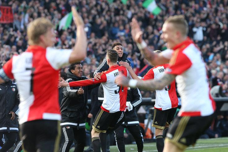 FEYENOORD WINT KNVB BEKER 2016!