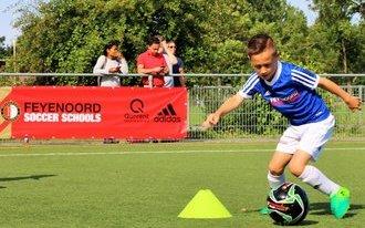 COMING SOON: de voetbalzomer van Feyenoord Soccer Schools