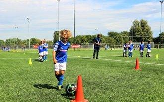 Feyenoord Soccer Schools draait op volle toeren