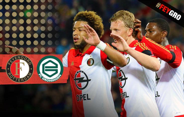 Voorbeschouwing: Feyenoord - FC Groningen