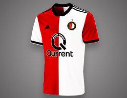 10% korting in de (online) Feyenoord Fanshop