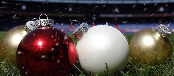 Feyenoord-kerstdiner in De Kuip met Ben Wijnstekers