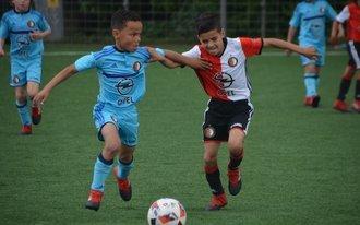 Wedstrijdverslagen Feyenoord Academy Onderbouwteams zaterdag 13 mei 2017