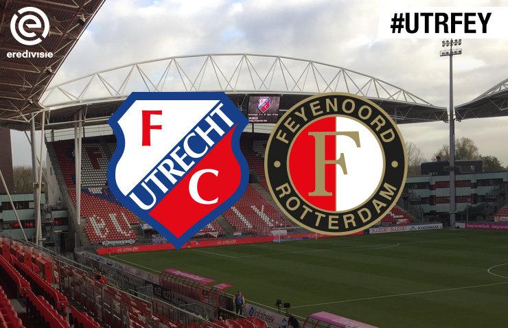 Voorbeschouwing FC Utrecht - Feyenoord