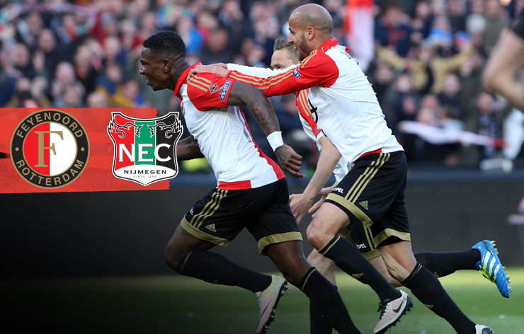 Voorbeschouwing: Feyenoord - N.E.C.