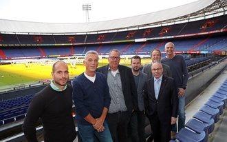 Feyenoord Academy verlengt partnerschap met Alexandria'66
