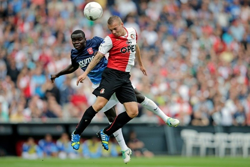 Clasie: 'Stock up on confidence against FC Dordrecht'