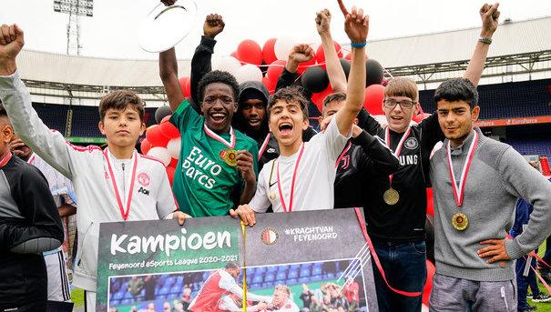 Inschrijvingen nieuw seizoen Feyenoord Street League geopend