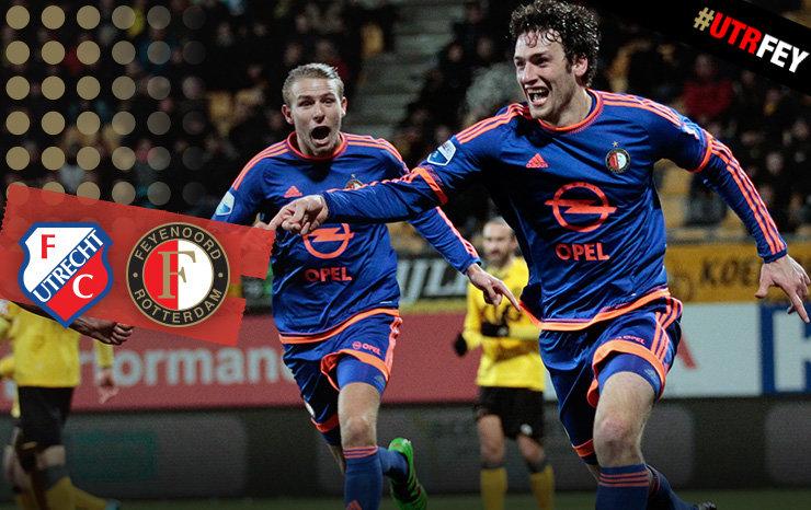Voorbeschouwing: FC Utrecht – Feyenoord