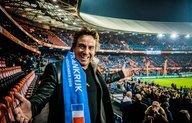 De Kuip feliciteert Marco Borsato op ludieke wijze