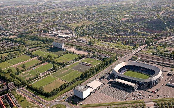 Edwin de Graaf vertrekt bij Feyenoord Academy