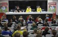 Terugkijken: kidspersconferentie Feyenoord Soccer Camp