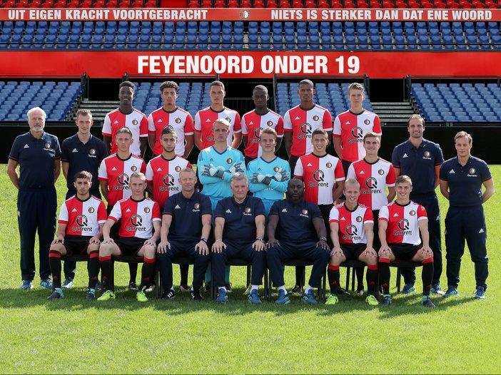 Kökcü schiet Feyenoord Onder 19 langs FC Utrecht