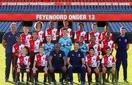 Feyenoord Onder 13 op weg naar titel