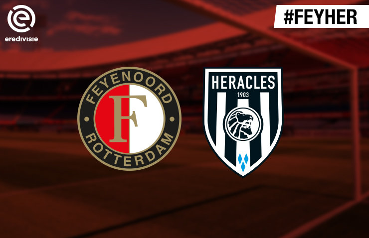 Voorbeschouwing Feyenoord – Heracles Almelo