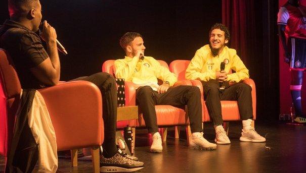 Feyenoord Street League Show motiveert jonge voetballers